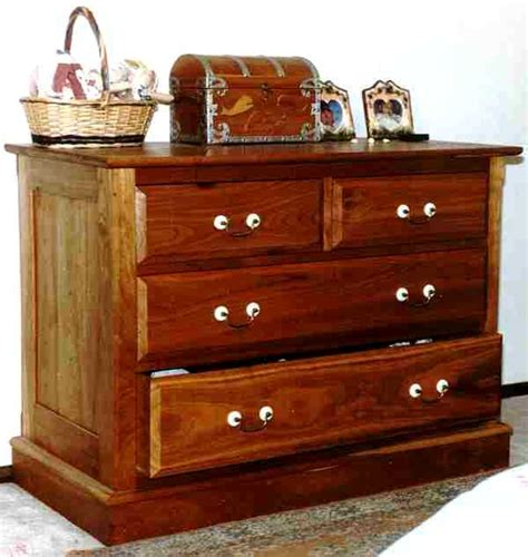 Chest Of Drawers Plans Woodsmith
