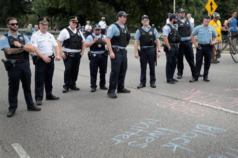 Chicago Police Nike Sneakers