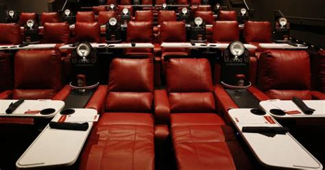 Chicagoland Theaters With Reclining Seats