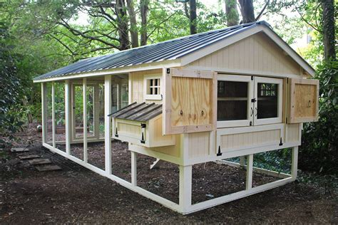 Chicken Coop Hen House Plans