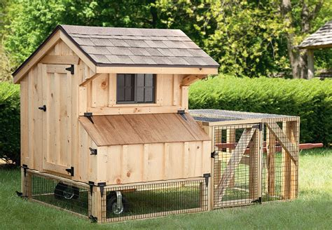 Chicken Coop Plans For 10 Hens