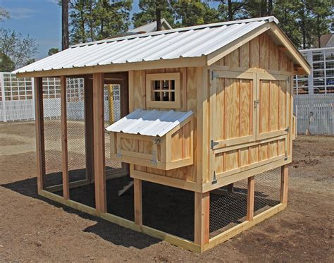 Chicken Coop Plans For 12 Hens Cheap Coop