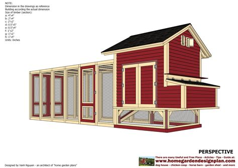 Chicken Coop Plans For 6 Chickens Pdf