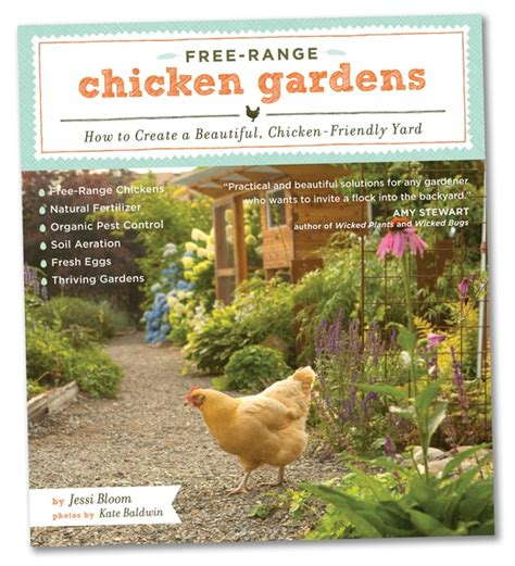 Chicken Coop Plans From Free Range Chicken Gardens Book