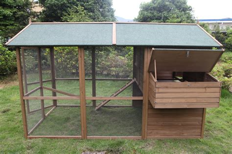 Chicken House Building Plans 5 Hens