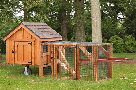 Chicken House Plans Quaker Free Online