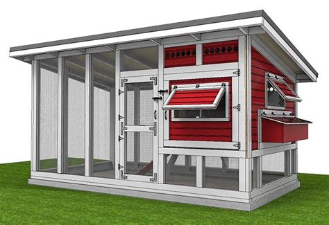 Chicken-Coop-Plans-For-10-12-Chickens
