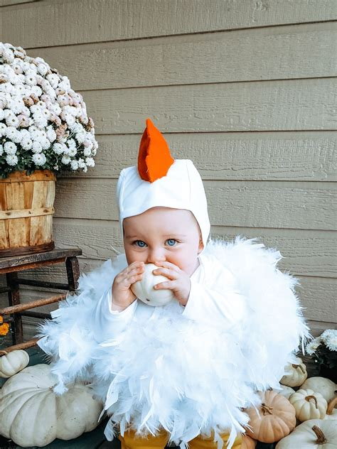 Chicken-Costume-Toddler-Diy