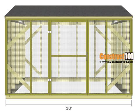 Chicken-Run-Construction-Plans