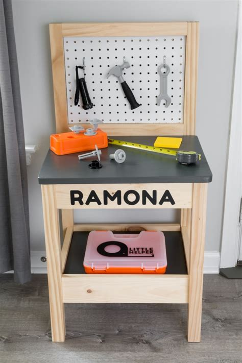 Child S Workbench Plans