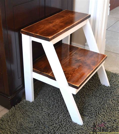 Child Step Stool Plans Diy
