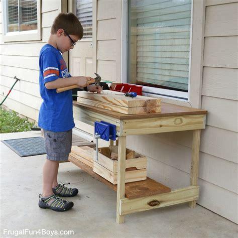 Child-Size-Work-Bench-Plans