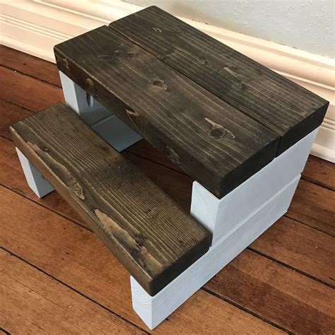 Children's Step Stool Diy