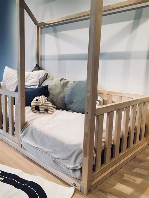 Childrens Bed Frame Plans