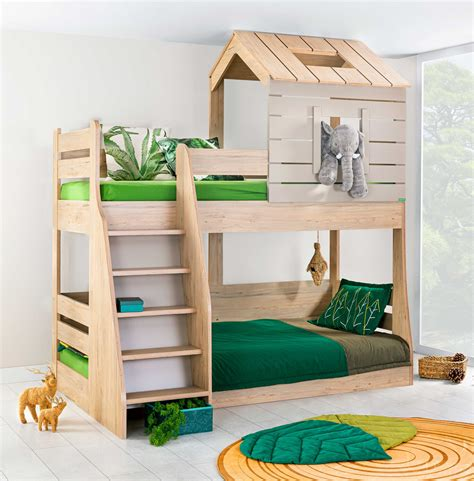 Childrens Bed Woodworking Plans