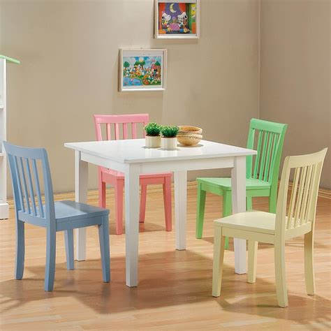 Childrens Dining Table And Chairs
