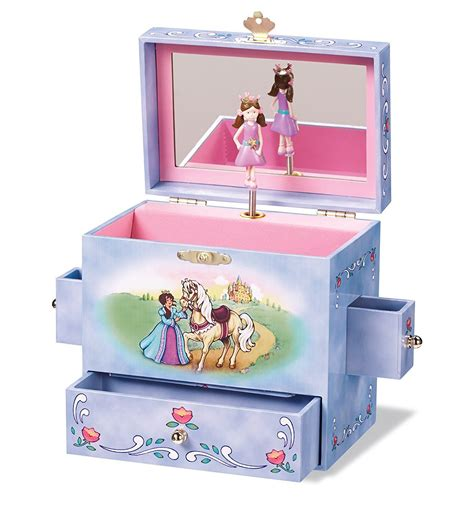 Childrens Jewellery Box Musical