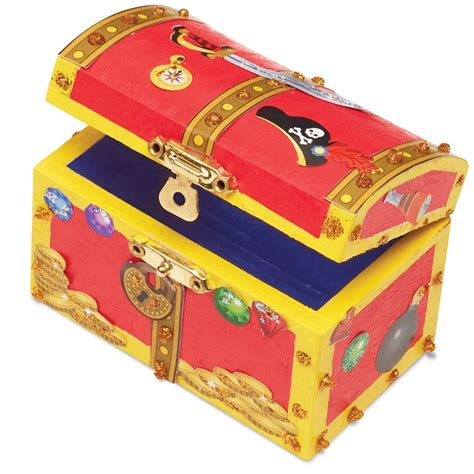 Childrens Pirate Chest