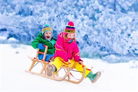 Childrens Sleds For The Snow