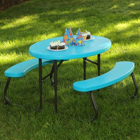 Childrens-Folding-Picnic-Table