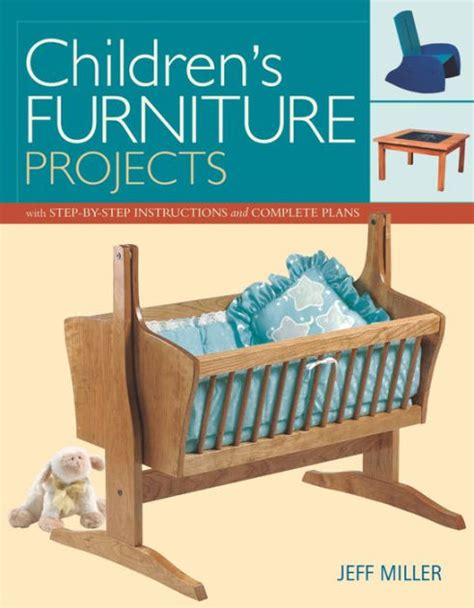 Childrens-Furniture-Projects-With-Step-By-Step-Instructions-And-Complete-Plans