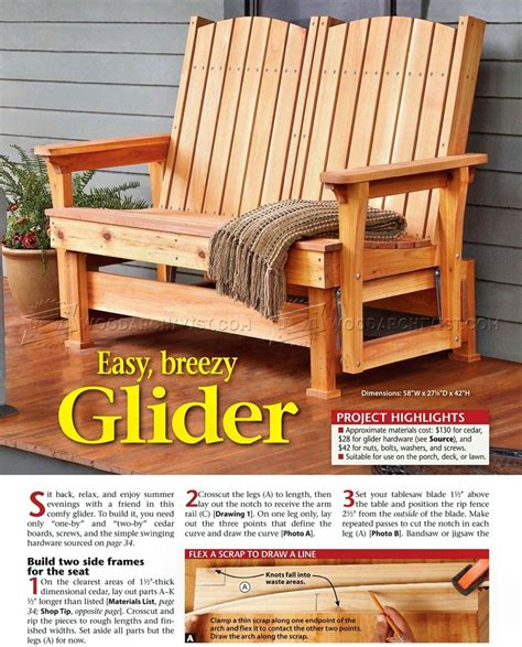 Childrens-Garden-Bench-Plans