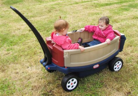 Childs Pull Along Wagons For Multiple Children