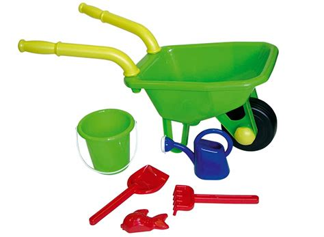 Childs Wheelbarrow Gardening Tools