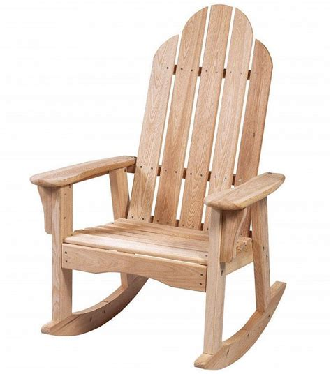 Childs-Adirondack-Rocking-Chair-Plans