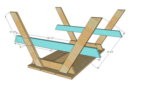 Childs-Picnic-Bench-Plans