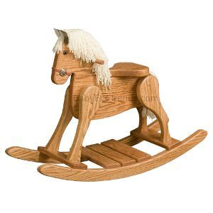 Childs-Rocking-Horse-Plans