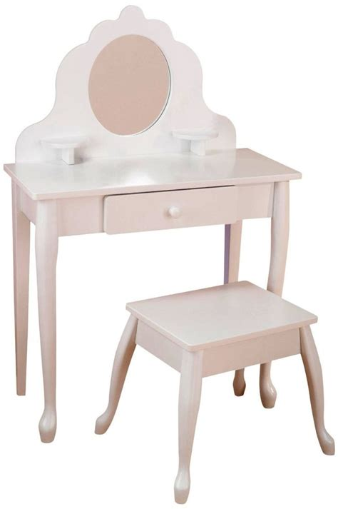 Childs-Vanity-Table-And-Stool