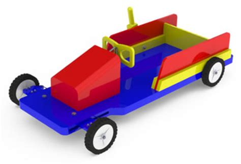 Childs-Wooden-Push-Cart-Plans