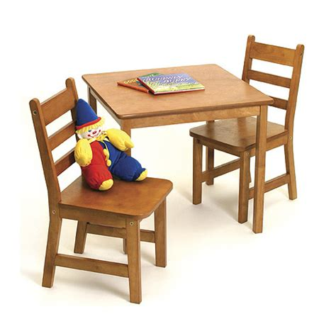 Childs-Wooden-Table-And-Chairs-Plans