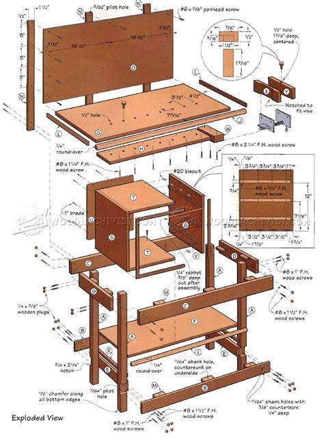 Childs-Workbench-Plans-Free