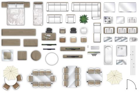 China Cabinet Topdown Png Floor Plan