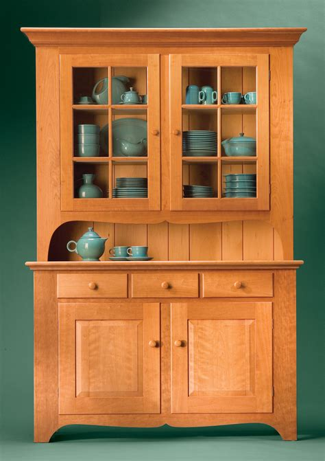 China Hutch Wood Plans