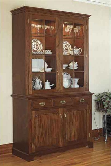 China-Cabinet-Wood-Plans