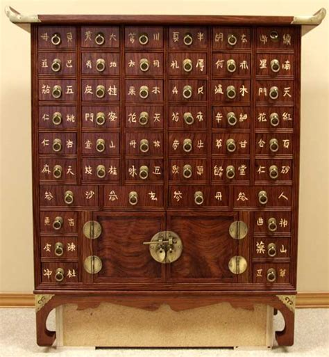 Chinese Apothecary Cabinet Plans