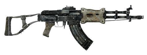 Chinese Assault Rifle Fallout And Czechoslovakian Assault Rifle Prototype Ww2