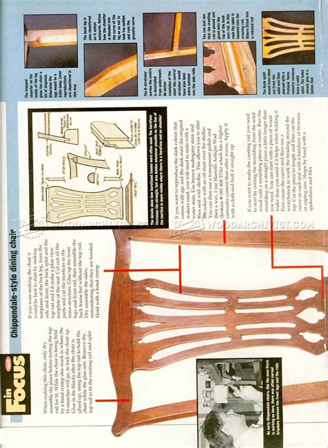 Chippendale-Chair-Plans