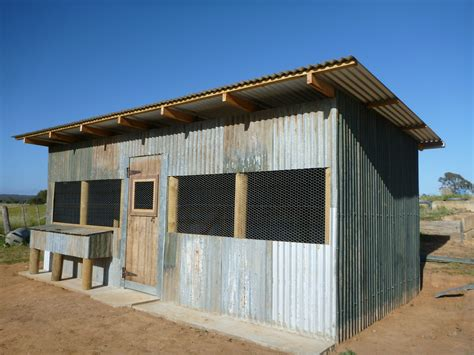 Chook Shed Plans
