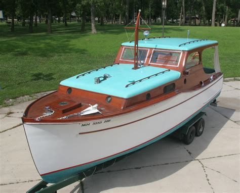 Chris Craft Cabin Cruiser Plans To Build