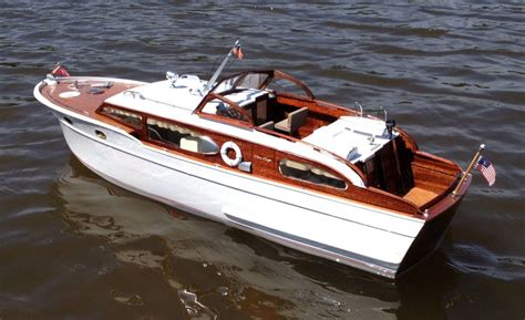 Chris-Craft-Model-Boat-Plans