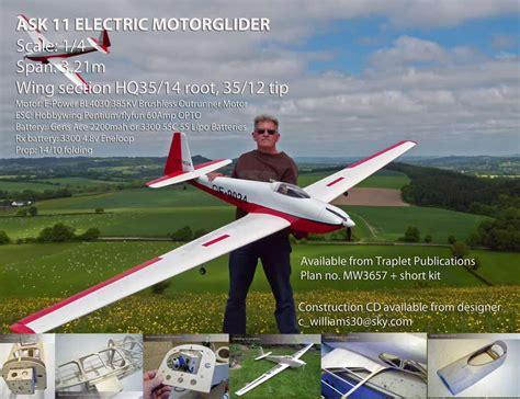 Chris-Williams-Glider-Plans