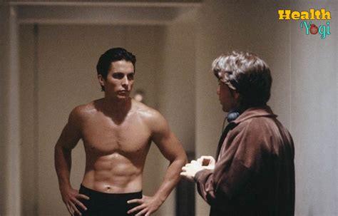 Christian Bale American Psycho Workout