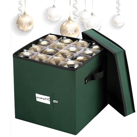 Christmas Ornament Storage Dividers