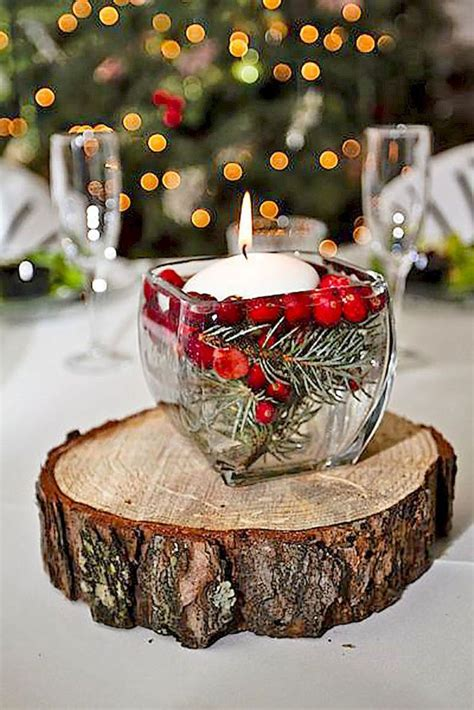 Christmas Party Table Decorations Diy