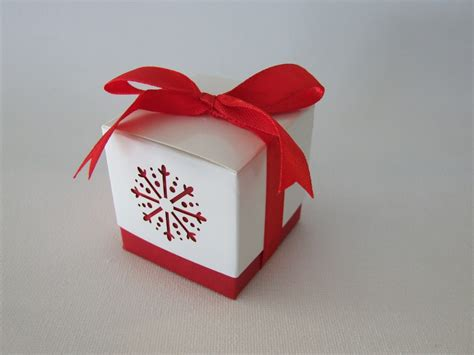Christmas Table Favours Diy Crafts
