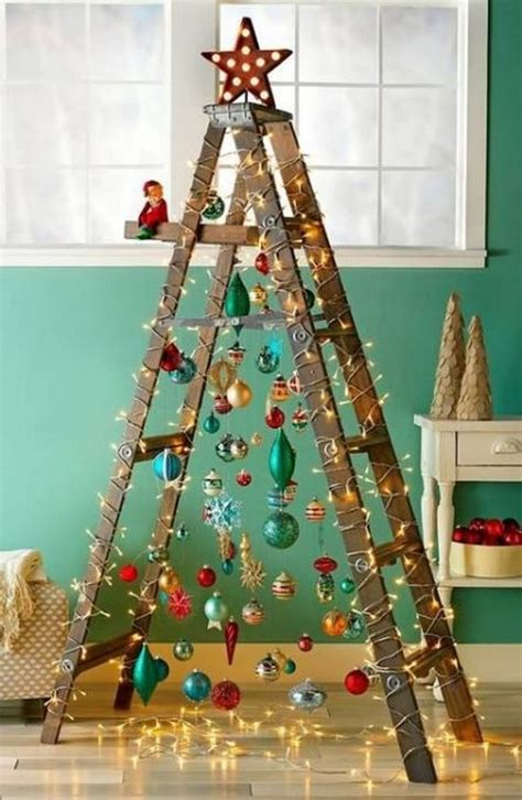 Christmas Tree Ladder Diy Projects